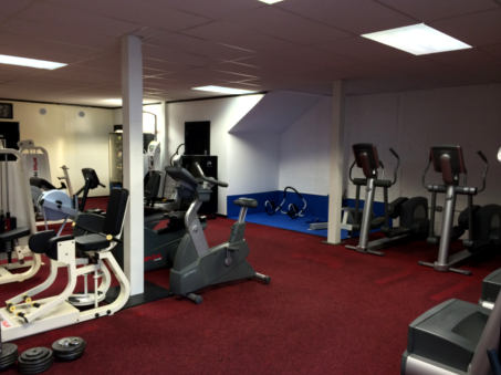 Gym in Burton