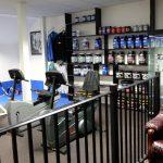 gym in burton